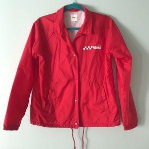 Vans Torrey Coaches Jacket